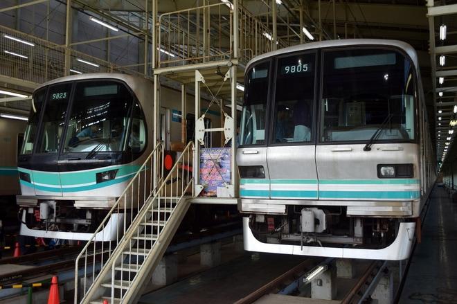 【SR】SR車両基地見学会 浦和美園まつり