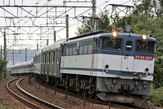 【東急】2020系2126F+6020系(L/Cカー)甲種輸送