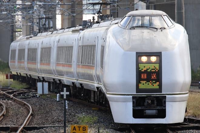 【JR東】651系オオOM204編成 大宮総合車両センター出場