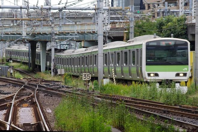 【JR東】E231系トウ532編成東京総合車両センター入場