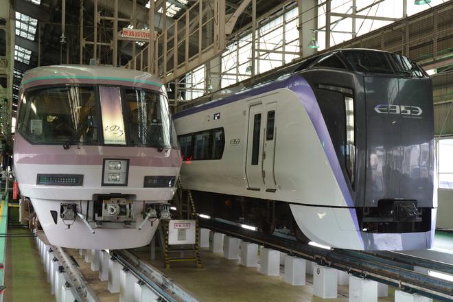 【JR東】長野総合車両センターで「JR長野 鉄道フェスタ2018」を開催。