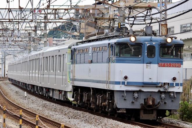 【メトロ】13000系13125F甲種輸送