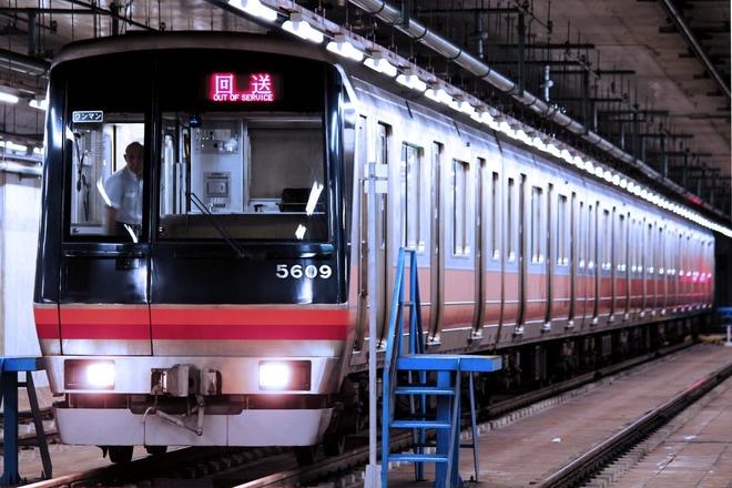 【京都市営】第21回地下鉄醍醐車庫見学会