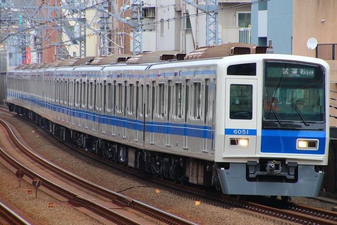 【西武】6000系6151F東急東横線乗り入れ試運転