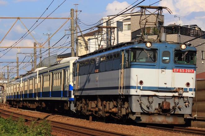 【西武】新101系1241F甲種輸送