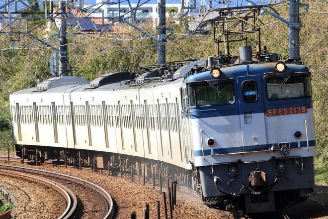 【西武】新101系1253F甲種輸送