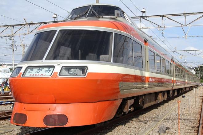 【小田急】「ファミリー鉄道展2018」開催