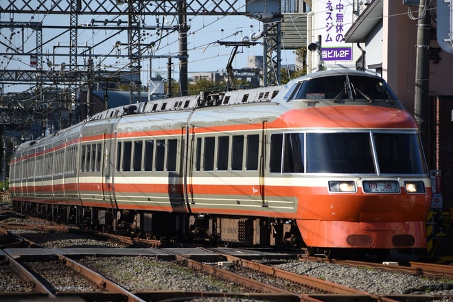 【小田急】7000形7004F廃車回送