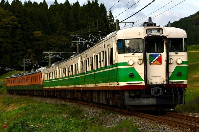 【しな鉄】信越線130周年リバイバル115系リレー号