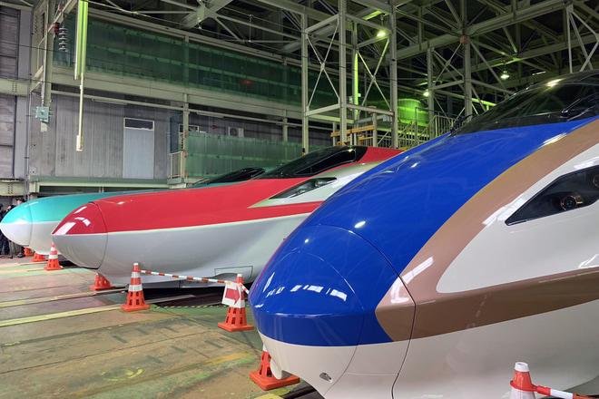 【JR東】第33回 新幹線車両基地まつり