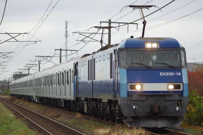 【東急】2020系2127F+6020系(Q SEAT)甲種輸送