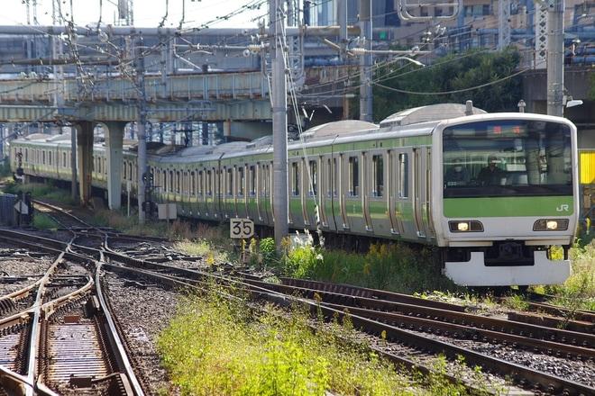 【JR東】E231系トウ533編成東京総合車両センター入場
