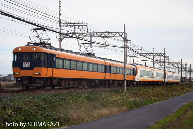 【近鉄】22000系+22600系+12200系のブツ6