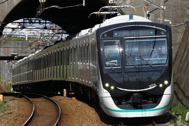 【東急】2020系2126F試運転
