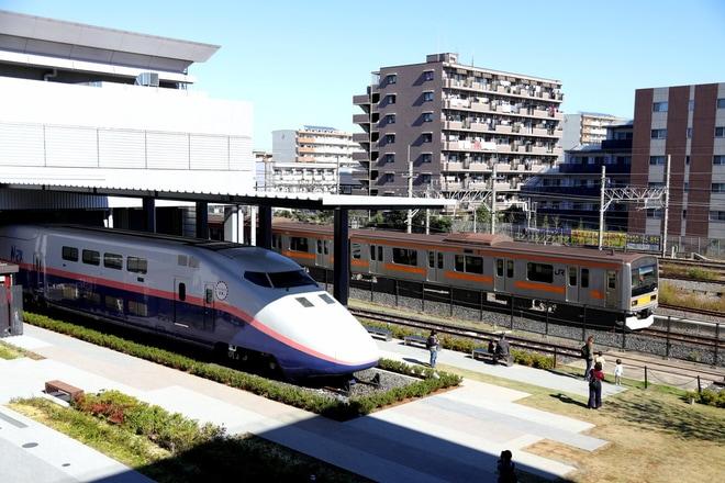 【JR東】209系1000番台(中央快速線仕様)構内試運転
