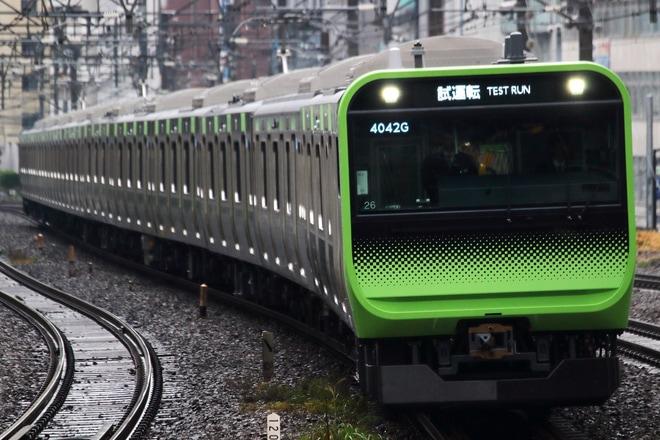 【JR東】E235系トウ26編成 試運転
