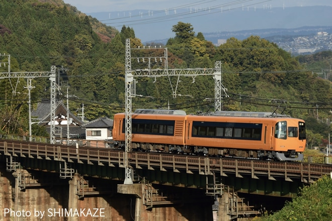 【近鉄】22000系 AS03 出場試運転