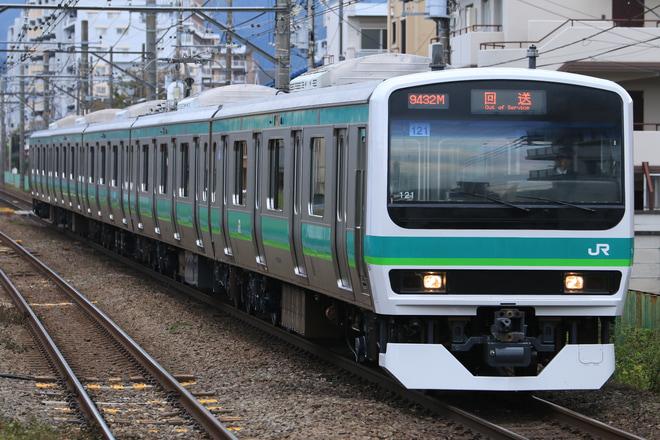 【JR東】E231系マト121編成 長野総合車両センター出場