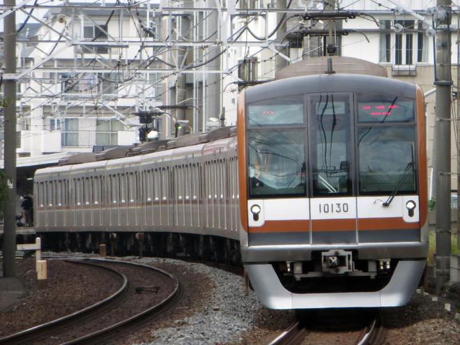 【メトロ】10000系10130F 東上線内TASC試運転