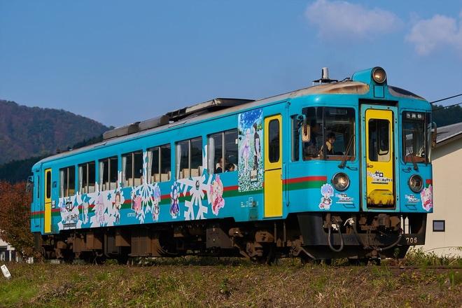 【京都丹後】Re:ゼロから始める異世界生活ラッピング列車