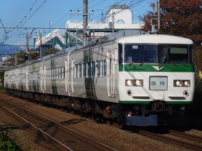 【JR東】ホリデー快速あたみ号 運行