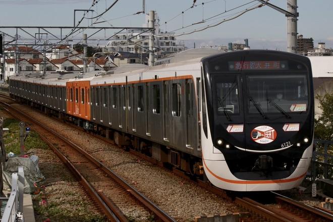 【東急】6020系6121F「Q SEAT」車両を組み込み運用復帰
