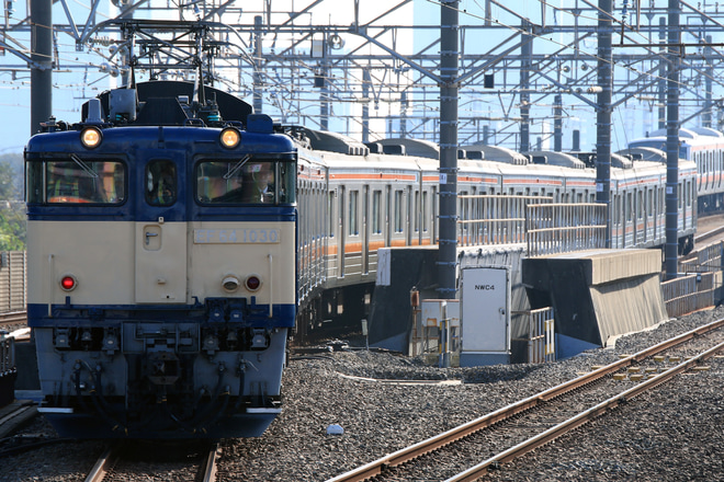【JR東】205系M9編成 海外譲渡配給