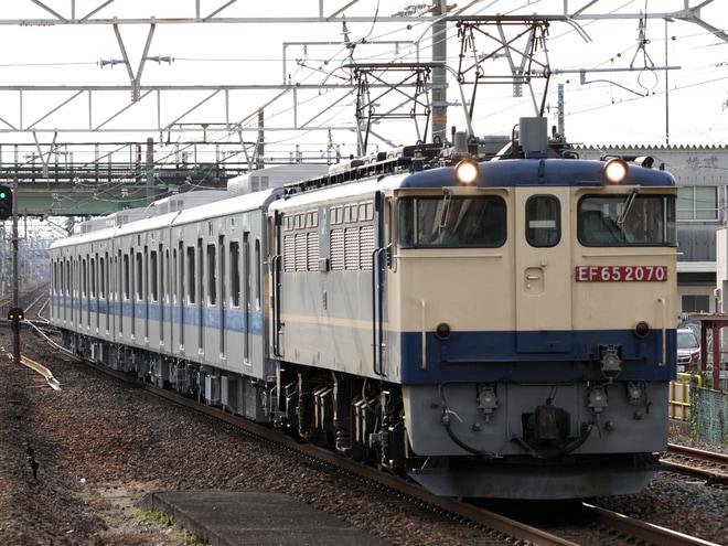 【小田急】3000形中間車4両甲種輸送