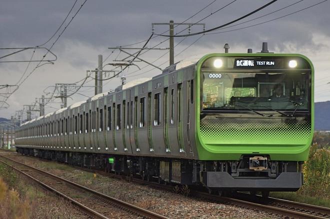 【JR東】E235系トウ28編成 新津出場試運転