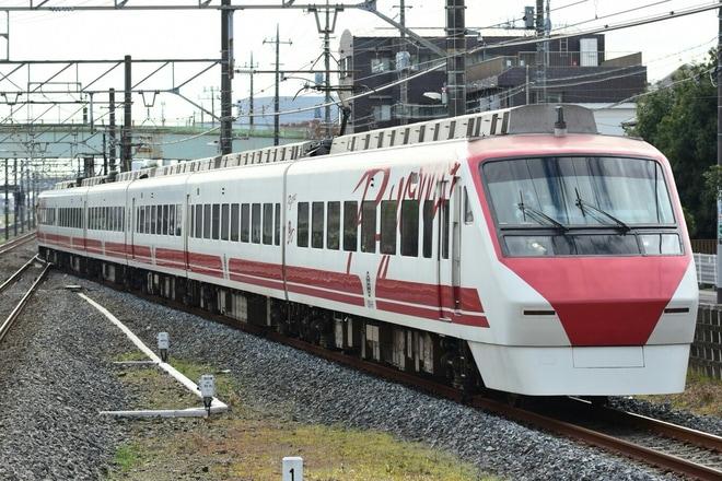 【東武】200系208F台鐵「普悠瑪」塗装南栗橋入場回送