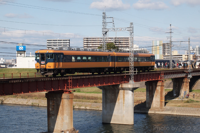 【近鉄】「特急車両で行く道明寺線の旅」開催