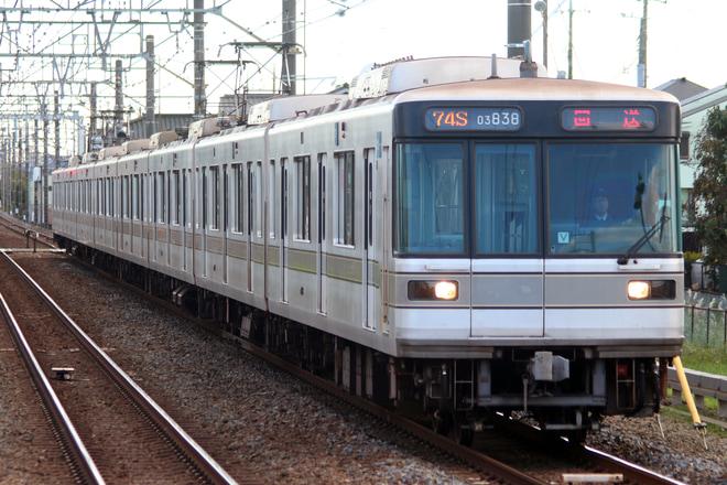 【メトロ】03系03-138F 廃車回送