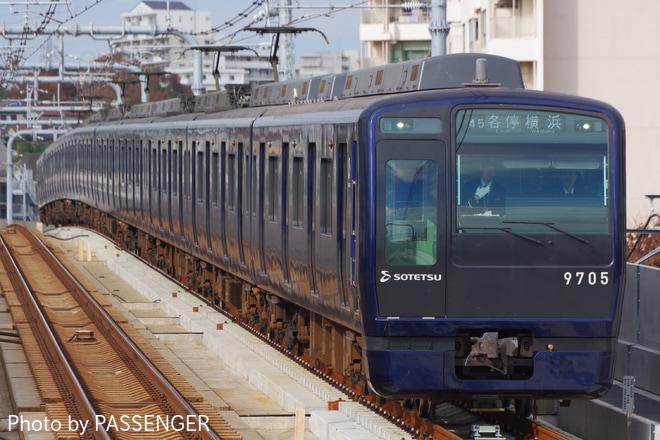 【相鉄】星川~天王町間上り線高架化