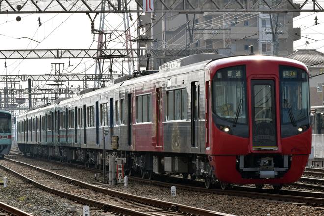 【西鉄】3000形「水都」営業運転復帰