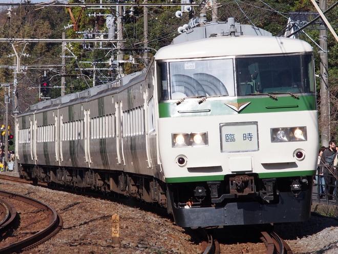 【JR東】「鎌倉紅葉号」運転(2018)