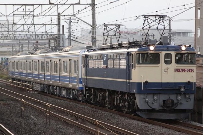 【伊豆箱】大雄山線5000系5502F(検査出場) 甲種輸送