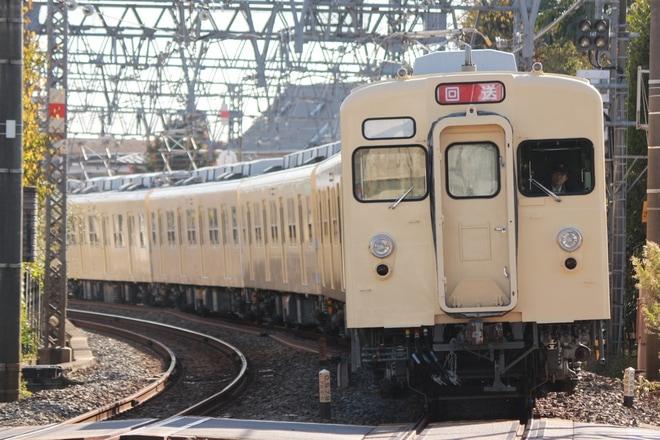 【東武】8000系8111F南栗橋工場へ