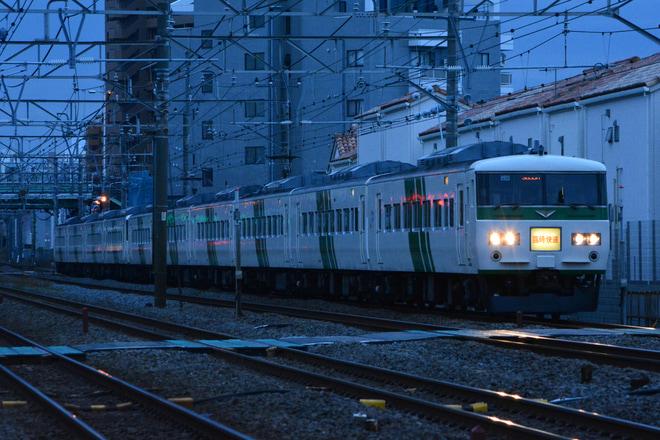 【JR東】「湘南国際マラソン」開催に伴う臨時列車運転