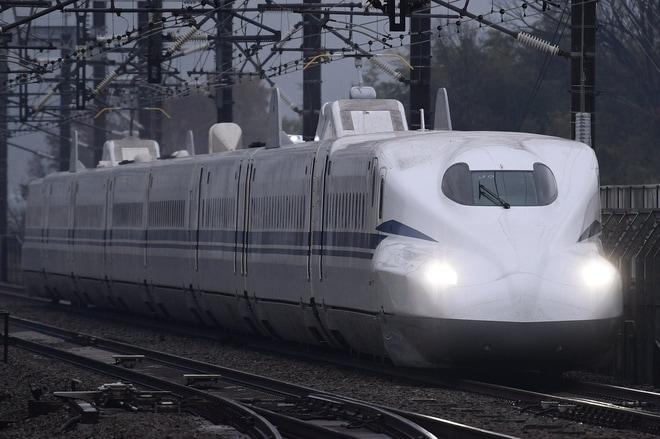 【JR海】N700S系J0編成(8両) 博多総合車両所に回送