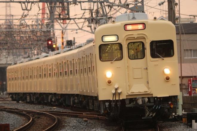 【東武】8000系8111F返却回送