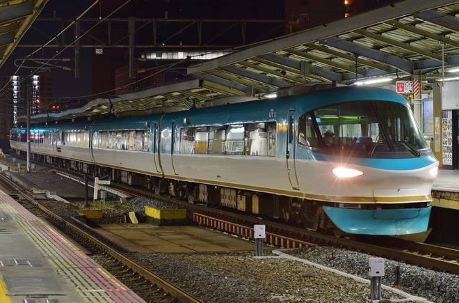 【JR西】283系HB602編成吹田総合車両所入場