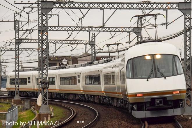 【近鉄】21000系UL05営業復帰