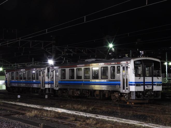 【JR西】キハ120-307+キハ120-316浜田鉄道部へ返却