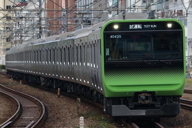 【JR東】E235系トウ28編成試運転