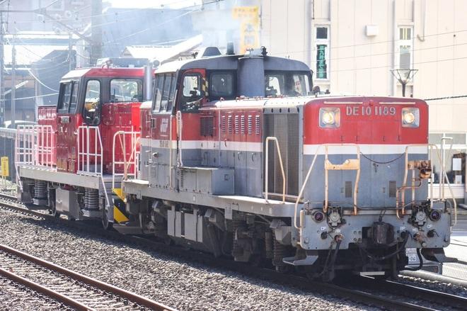 【JR貨】HD300-31甲種輸送