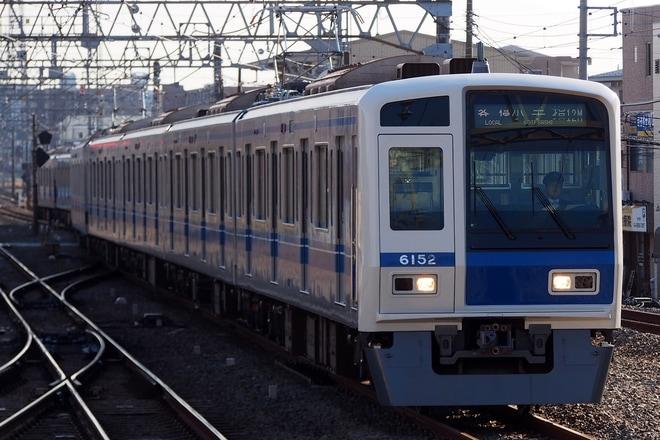 【西武】6000系6152F 機器更新を実施して営業運転復帰