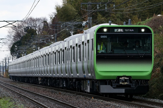 【JR東】E235系トウ30編成 新津出場試運転
