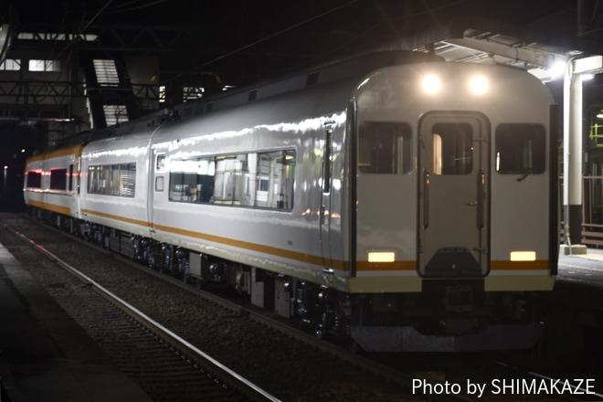 【近鉄】21000系UB02(中間運転台)出場試運転