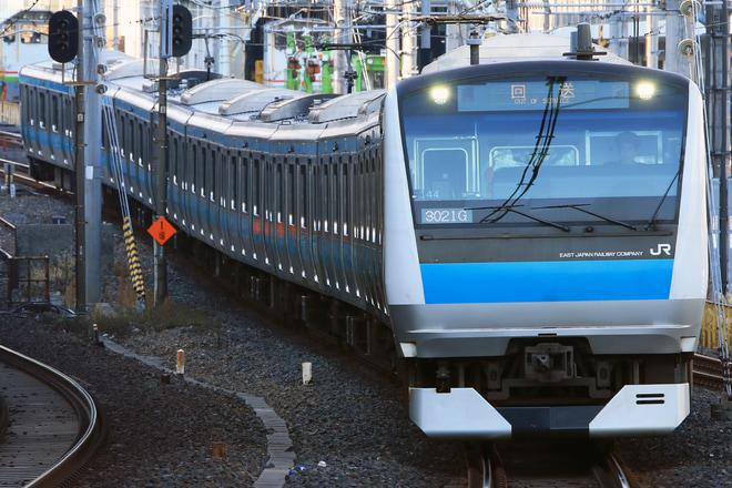 【JR東】E233系サイ144編成東京総合車両センター入場