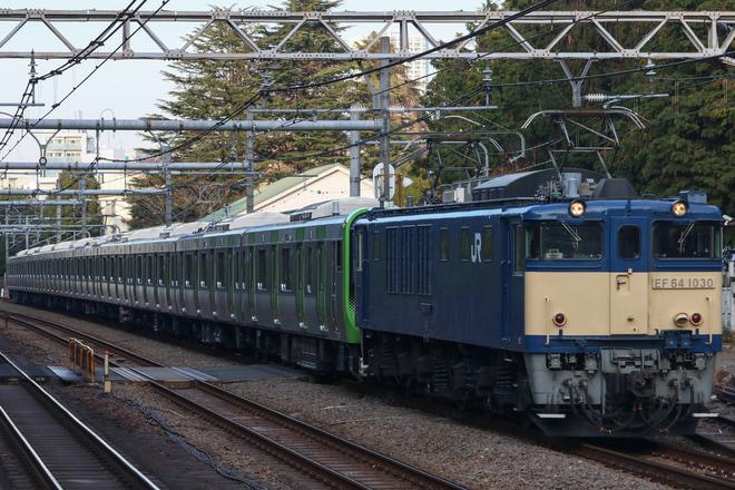 【JR東】E235系トウ30編成 配給輸送